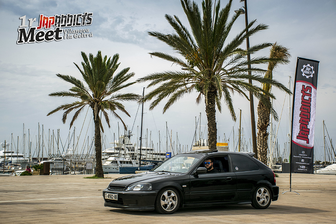 Civic EK 2
