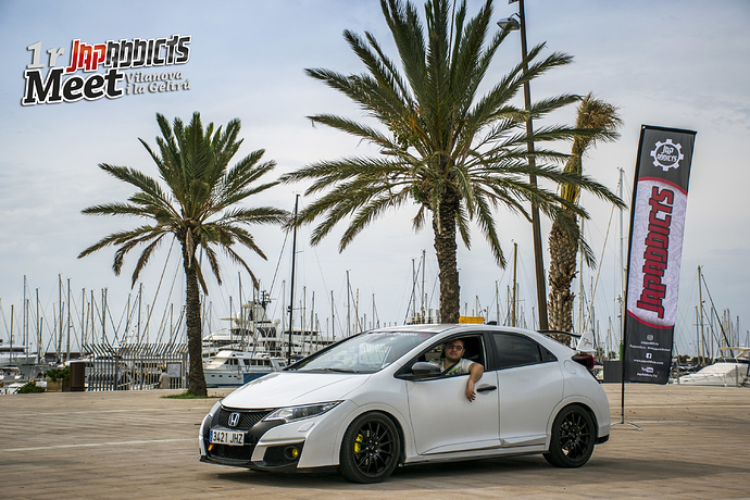 Civic blanco
